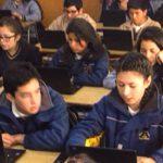 Cierre del proceso de toma de evaluaciones PME colegio Santa Cruz de San Pablo