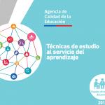 Técnicas de estudio al servicio del aprendizaje