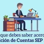 Rendición de Cuentas Ley SEP