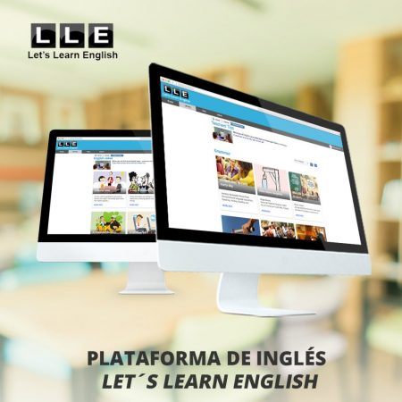 plataforma de ingles lets learn english