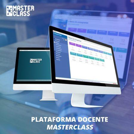 plataforma educativa masterclass