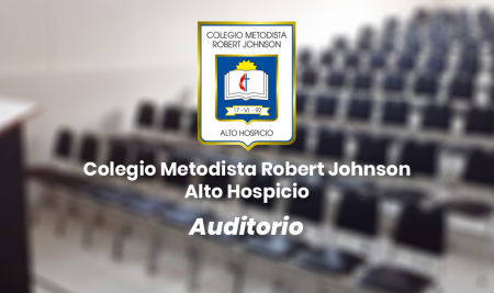 Implementación Auditorio Colegio Metodista Robert Johnson – Alto Hospicio
