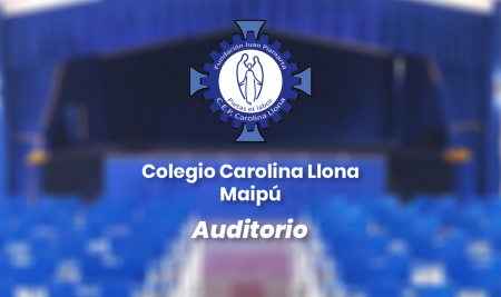 Implementación Auditorio Colegio Carolina Llona – Maipú