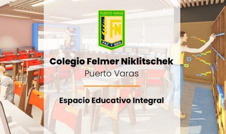 Implementacion de Espacio Educativo Integral Colegio Felmer